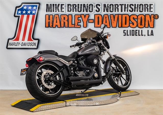 2015 Harley-Davidson Softail Breakout at Mike Bruno's Northshore Harley-Davidson