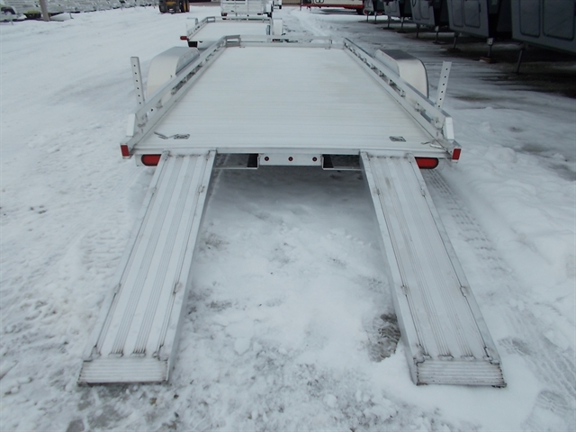 2021 Aluma Tandem Axle Utility Trailers 7818 at Nishna Valley Cycle, Atlantic, IA 50022