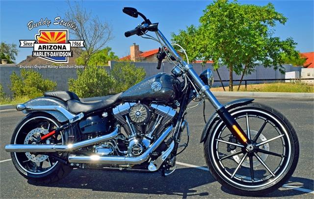 2014 Harley-Davidson Softail Breakout at Buddy Stubbs Arizona Harley-Davidson