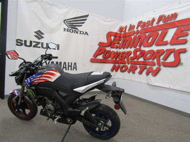 2018 Kawasaki Z125 PRO Base at Seminole PowerSports North, Eustis, FL 32726