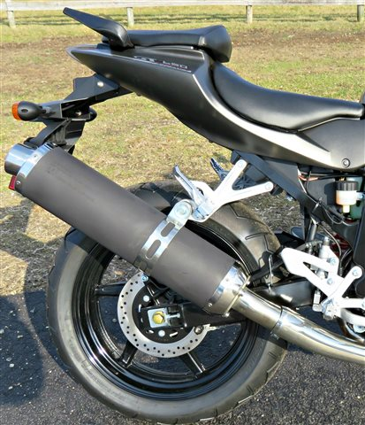 2016 Hyosung COMET 650 650 at Randy's Cycle, Marengo, IL 60152