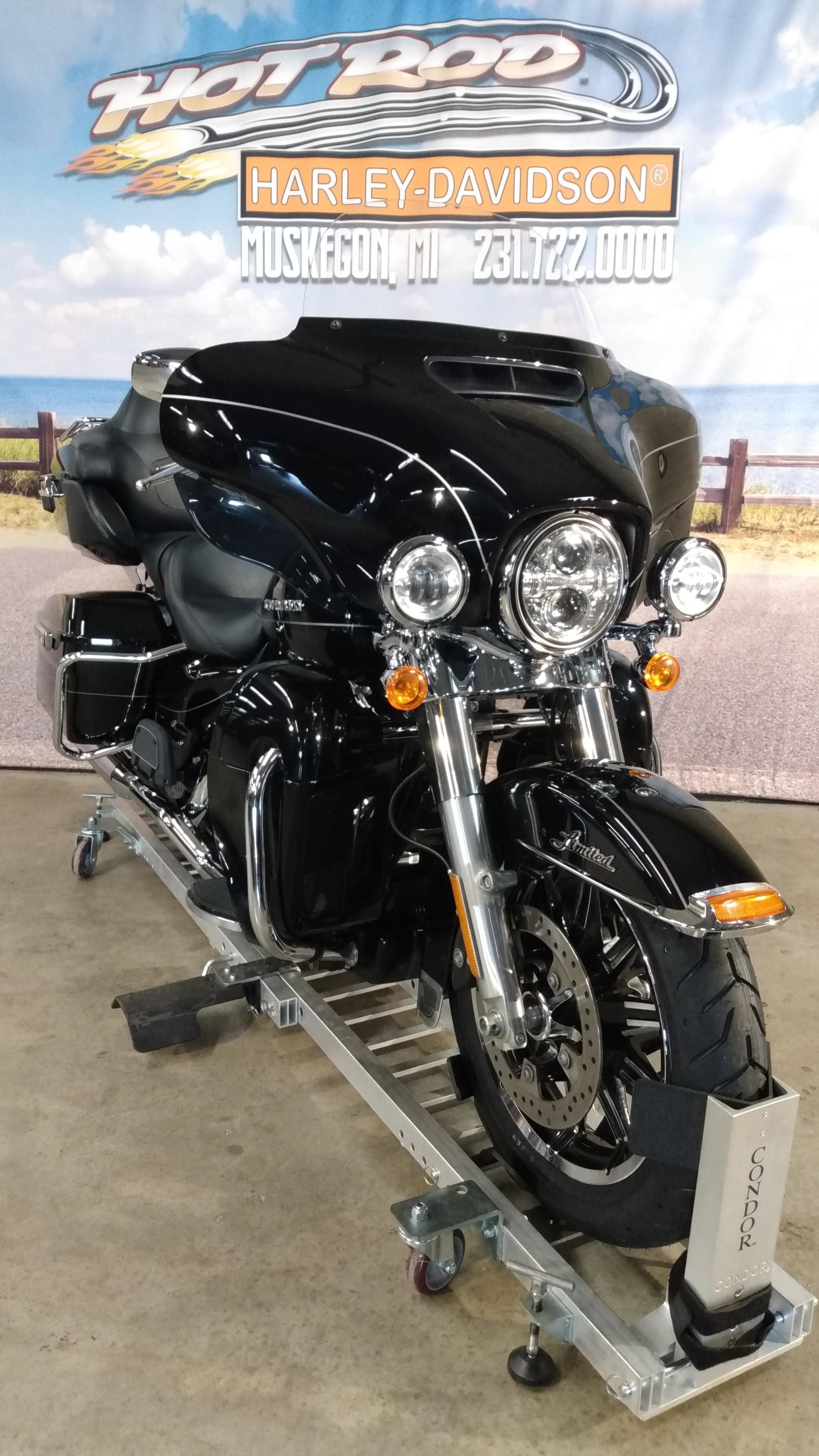 2016 Harley-Davidson Electra Glide Ultra Limited at Hot Rod Harley-Davidson