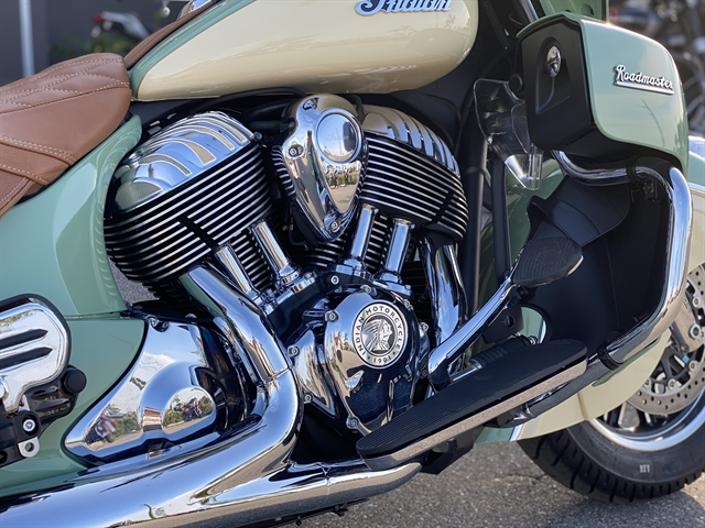2017 Indian Roadmaster Base at Fort Myers