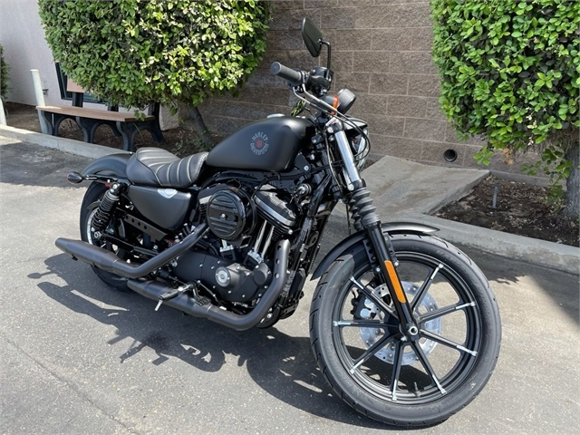 2021 Harley-Davidson Cruiser XL 883N Iron 883 at Fresno Harley-Davidson
