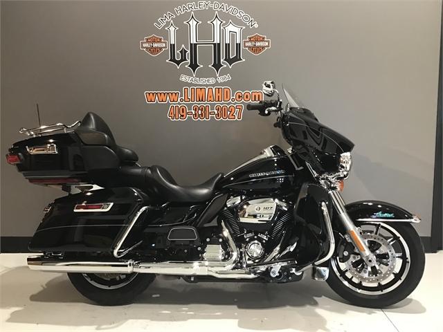 2017 Harley-Davidson Electra Glide Ultra Limited at Lima Harley-Davidson
