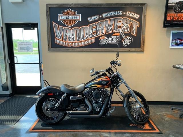 2016 Harley-Davidson Dyna Wide Glide at Vandervest Harley-Davidson, Green Bay, WI 54303