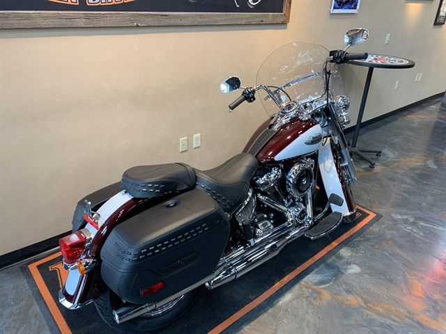 2021 Harley-Davidson Touring FLHC Heritage Classic at Vandervest Harley-Davidson, Green Bay, WI 54303