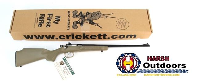 2018 Keystone Sporting Arms, LLC Crickett  My First Rifle Youth Single-Shot Rifle 22LR at Harsh Outdoors, Eaton, CO 80615