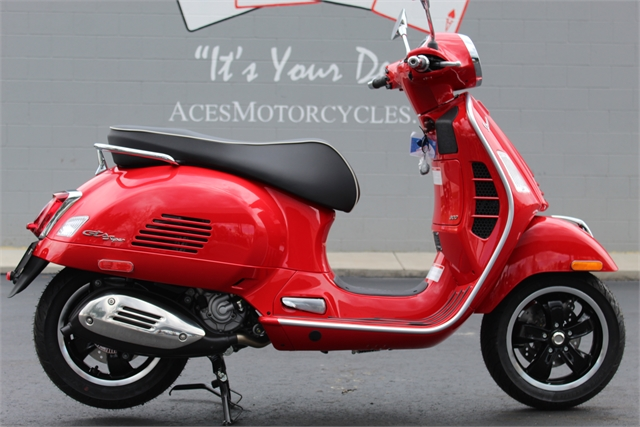 2021 Vespa GTS Supersport 300 HPE Super 300 HPE Racing Sixties at Aces Motorcycles - Fort Collins