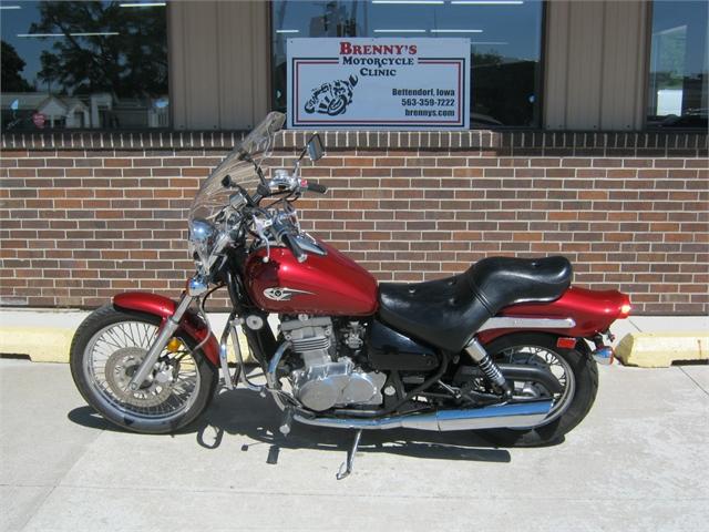 2009 Kawasaki 500 Vulcan at Brenny's Motorcycle Clinic, Bettendorf, IA 52722