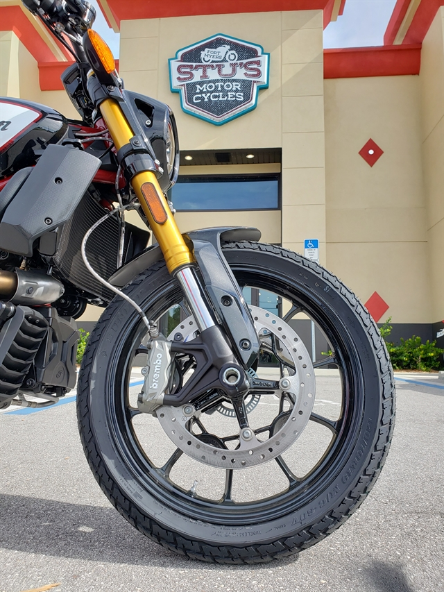 2019 Indian FTR 1200 S at Fort Myers