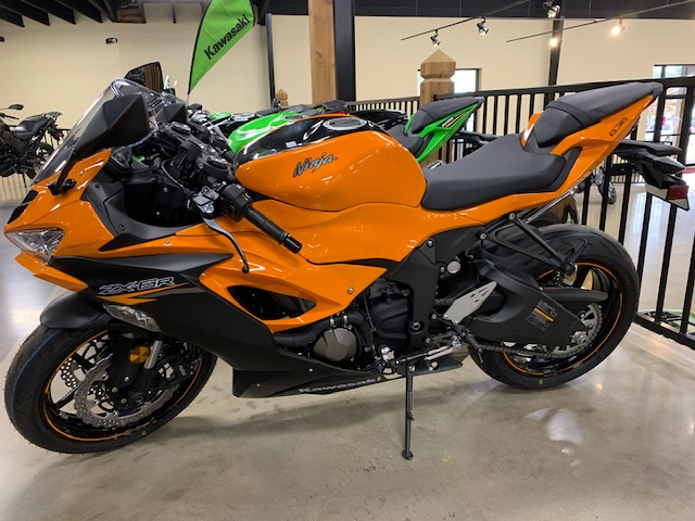 2020 Kawasaki Ninja ZX-6R Base at Got Gear Motorsports