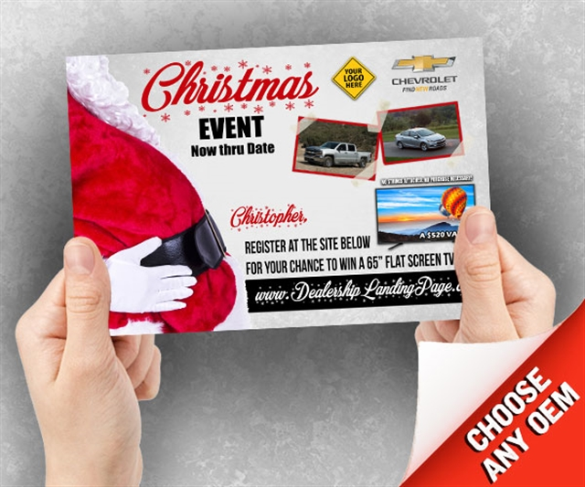 2018 Winter Christmas Automotive at PSM Marketing - Peachtree City, GA 30269