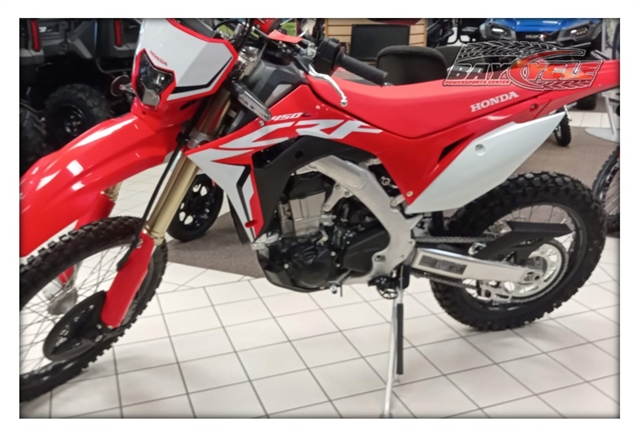 2019 Honda CRF450L 450L at Bay Cycle Sales