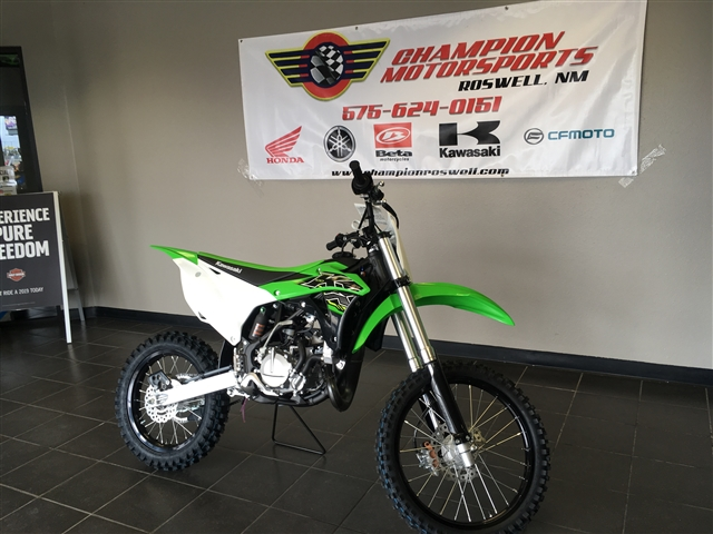 2019 Kawasaki KX 100 at Champion Motorsports, Roswell, NM 88201