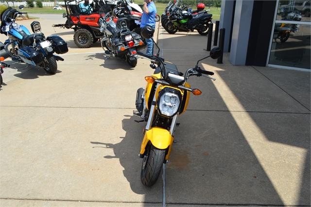 2022 Honda Grom Base at Shawnee Honda Polaris Kawasaki