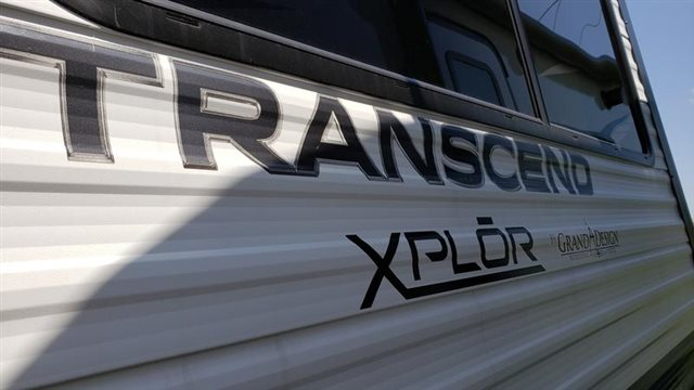 2020 Grand Design Transcend Xplor 221RB at Youngblood Powersports RV Sales and Service