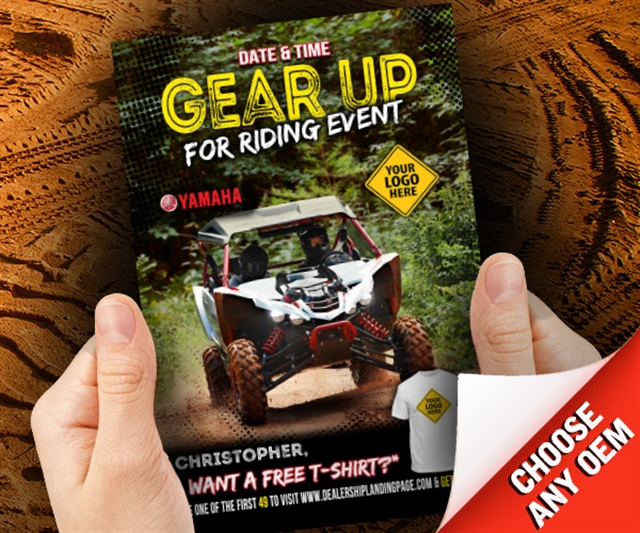 2018 FALL Gear Up for Riding Season Powersports at PSM Marketing - Peachtree City, GA 30269