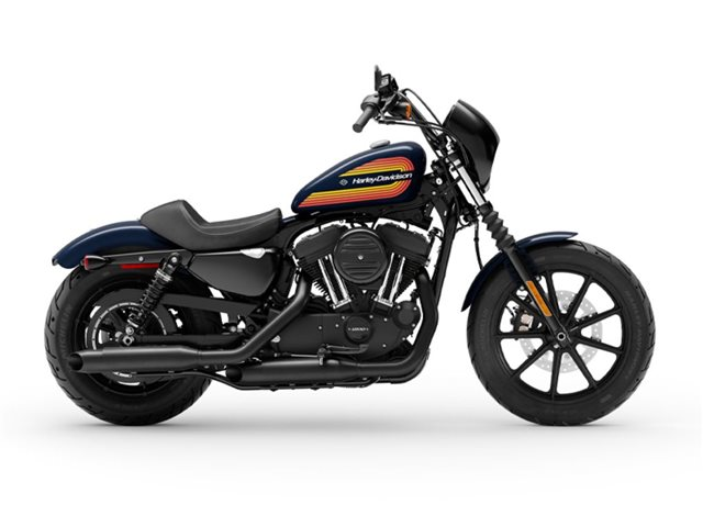 2020 Harley-Davidson XL1200NS - Sportster  Iron 1200 at Roughneck Harley-Davidson