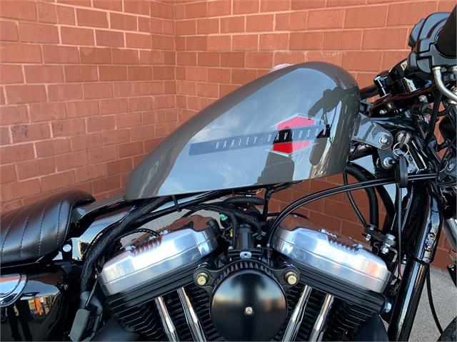 2019 Harley-Davidson Sportster Forty-Eight at Arsenal Harley-Davidson