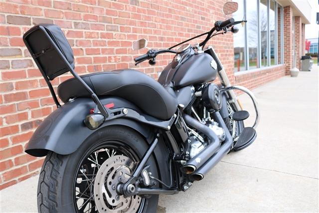 2012 Harley-Davidson Softail Slim at Zylstra Harley-Davidson®, Ames, IA 50010