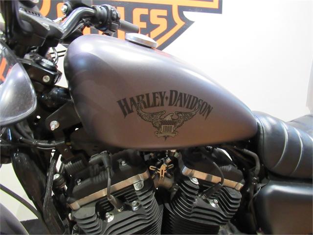 2017 Harley-Davidson Sportster Iron 883 at Mike Bruno's Bayou Country Harley-Davidson