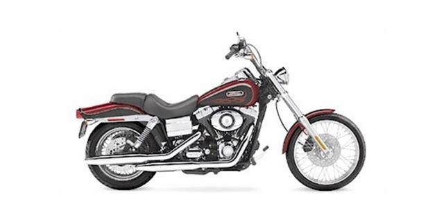 2007 Harley-Davidson Dyna Glide Wide Glide at Texarkana Harley-Davidson