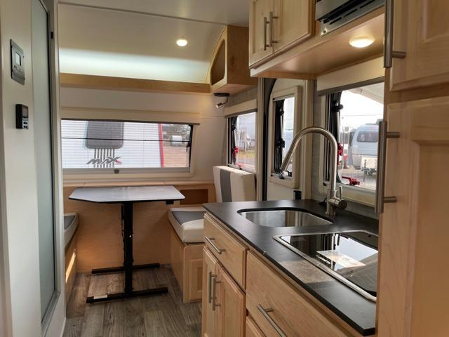 2021 Little Guy Max Max Rough Rider W Awning and Awning Base at Prosser's Premium RV Outlet