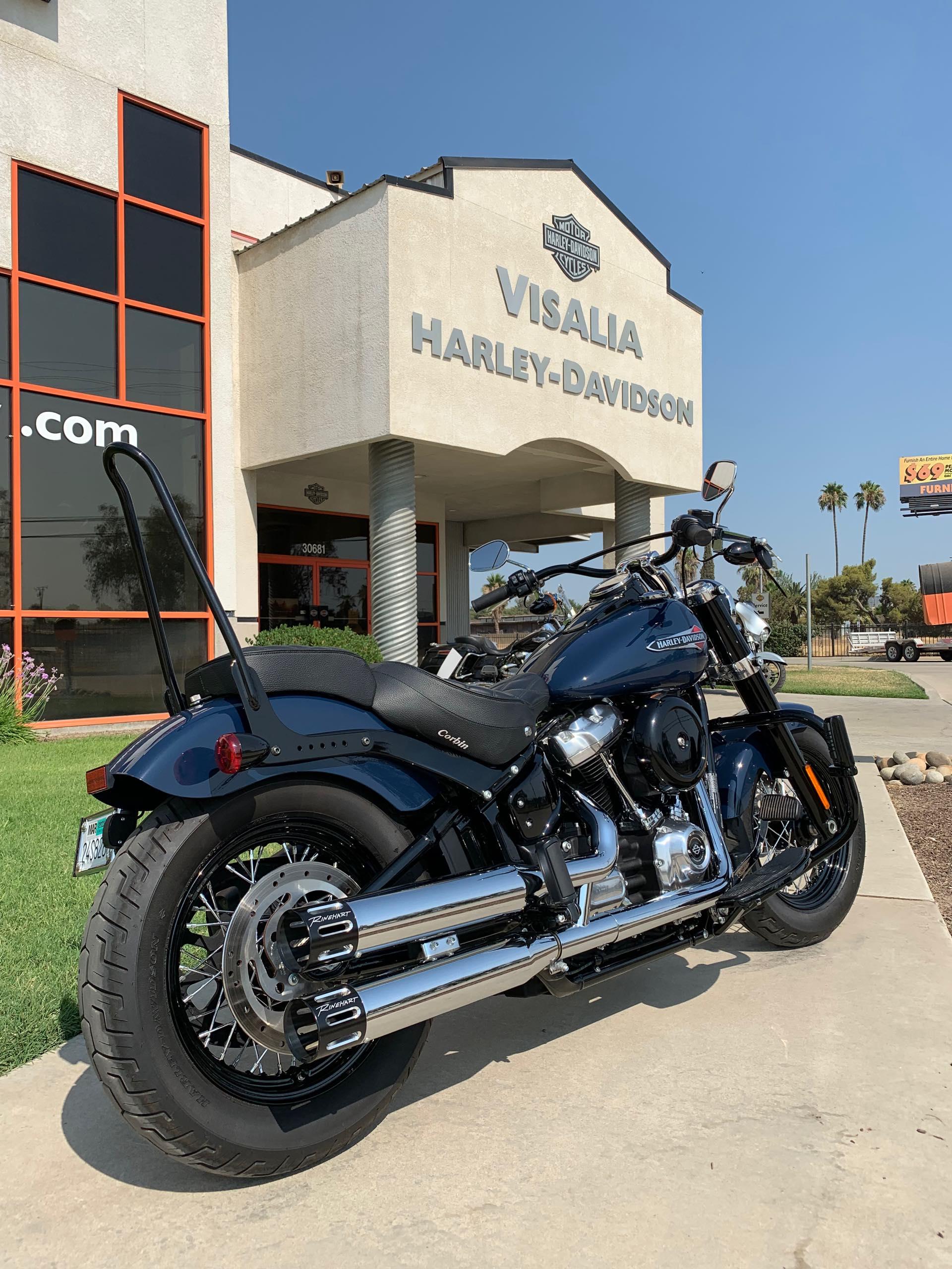 2019 Harley-Davidson Softail Slim at Visalia Harley-Davidson