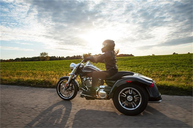 2021 Harley-Davidson Trike FLRT Freewheeler at Zips 45th Parallel Harley-Davidson