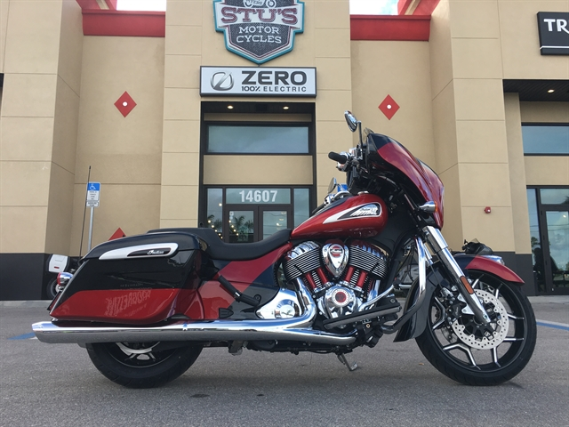 2020 Indian Chieftain Elite at Fort Myers