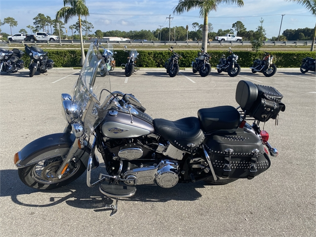 2014 Harley-Davidson Softail Heritage Softail Classic at Fort Myers