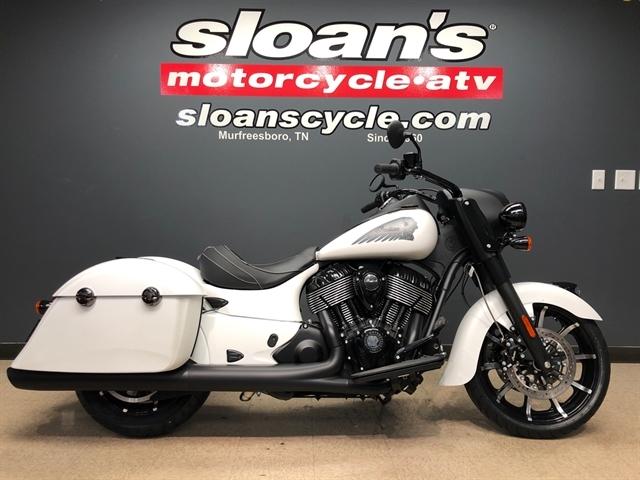 2019 Indian Springfield Dark Horse at Sloans Motorcycle ATV, Murfreesboro, TN, 37129