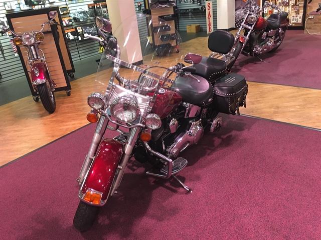 2001 Harley-Davidson FLSTC at #1 Cycle Center Harley-Davidson