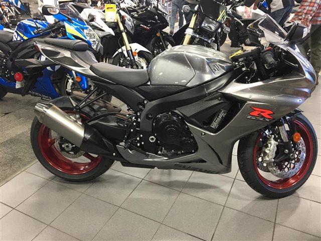 2018 Suzuki GSX-R 600 at Rod's Ride On Powersports, La Crosse, WI 54601