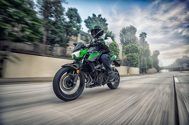 2022 Kawasaki Z400 ABS at Extreme Powersports Inc