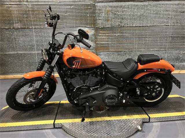 2021 Harley-Davidson Cruiser Street Bob 114 at Texarkana Harley-Davidson