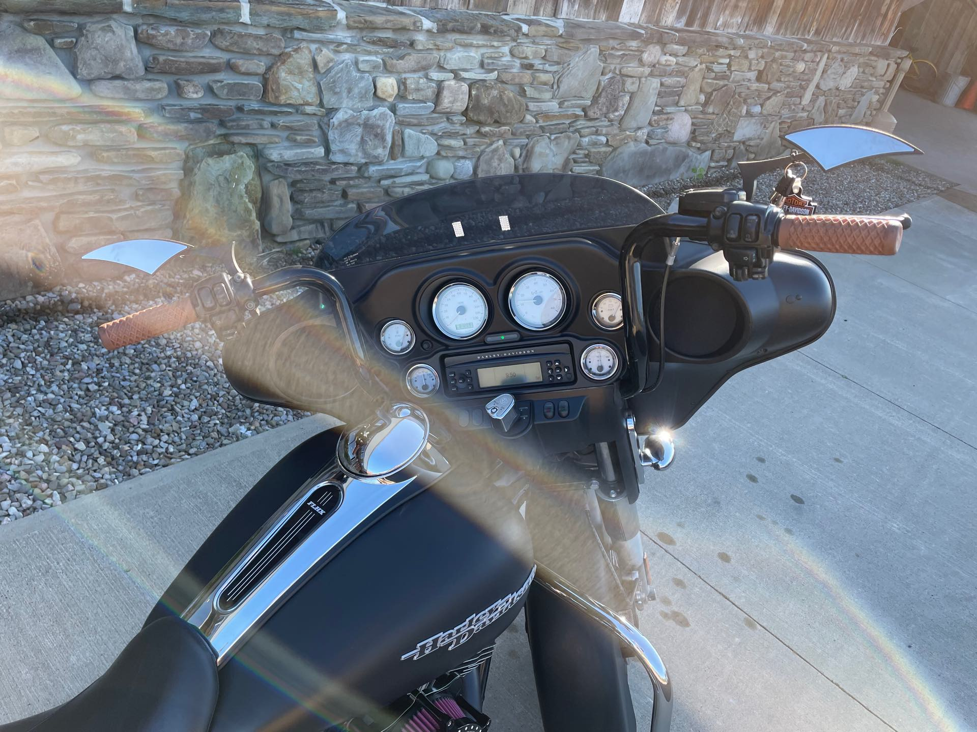 2013 Harley-Davidson Street Glide Base at Arkport Cycles