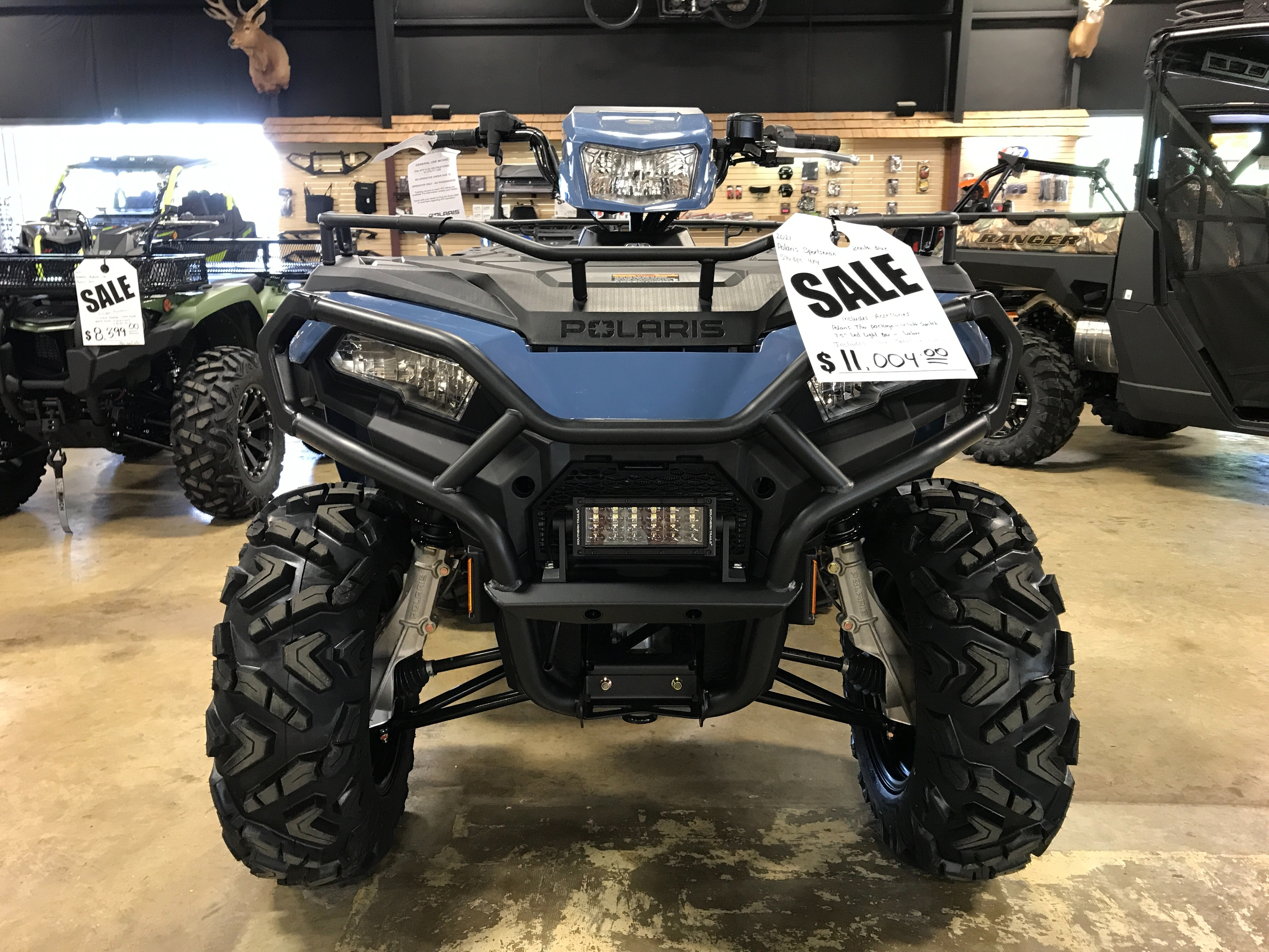 2021 POLARIS 570 EPS EPS at ATV Zone, LLC