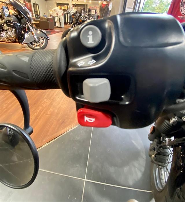 2018 Triumph Bonneville Bobber Base at Shreveport Cycles