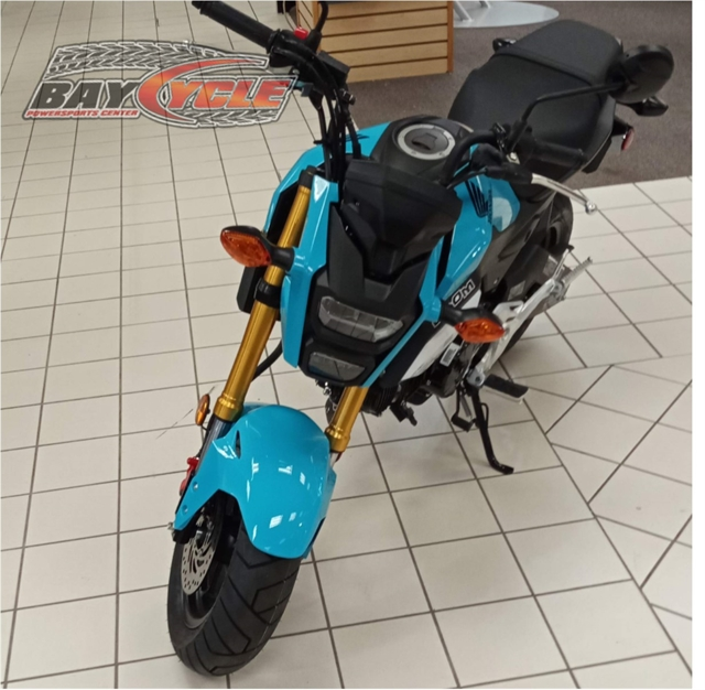 2020 Honda Grom Base at Bay Cycle Sales