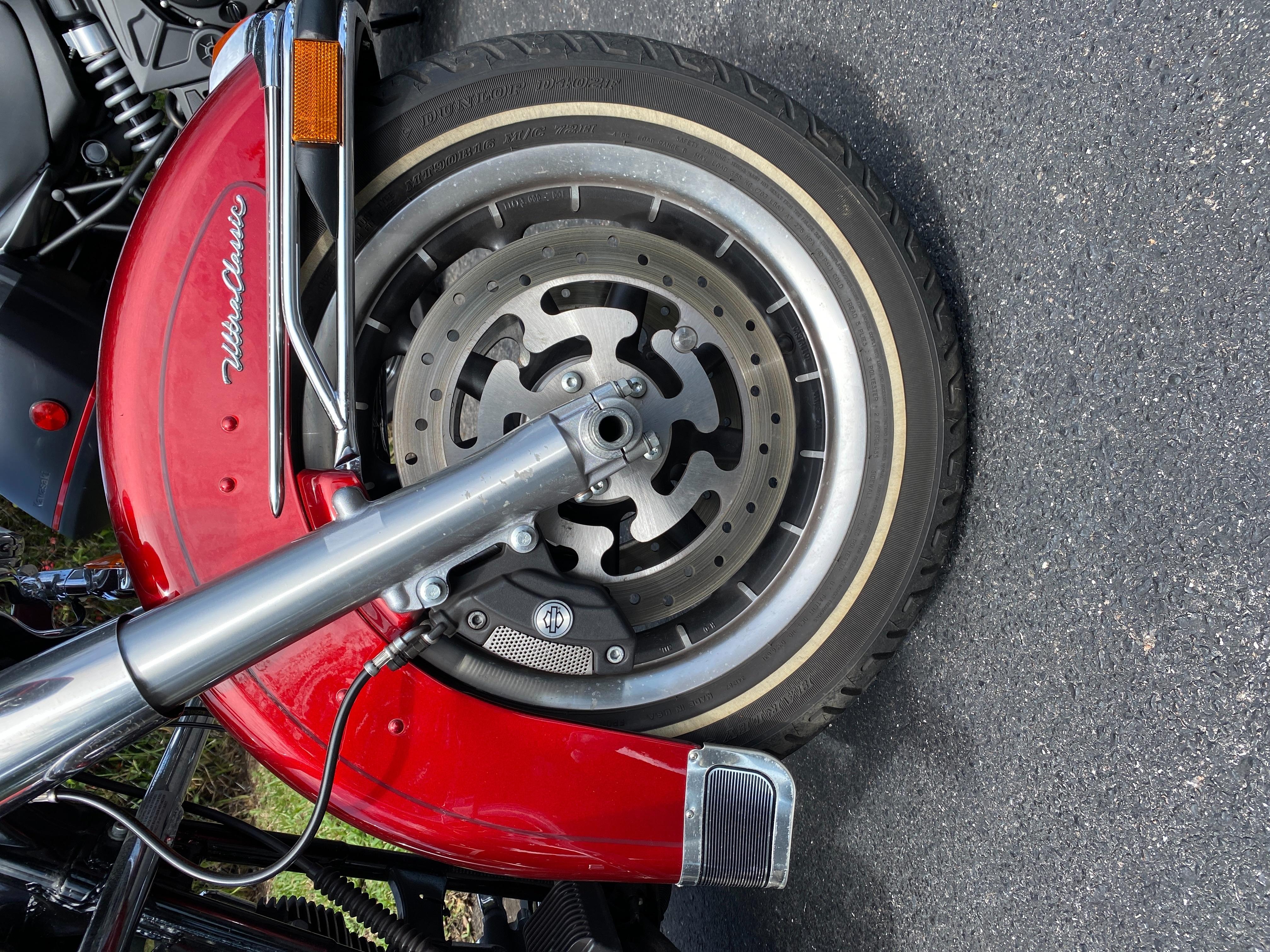 2008 Harley-Davidson Electra Glide Ultra Classic at Tampa Triumph, Tampa, FL 33614