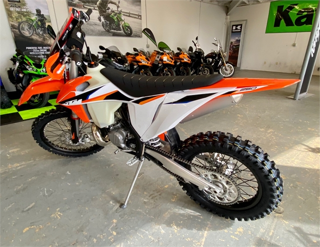 2021 KTM XC 250 TPI at Shreveport Cycles