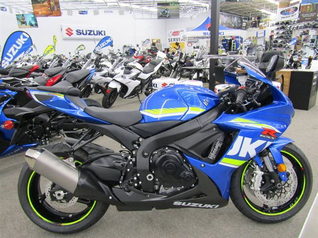 2018 Suzuki GSX-R 600 at Seminole PowerSports North, Eustis, FL 32726