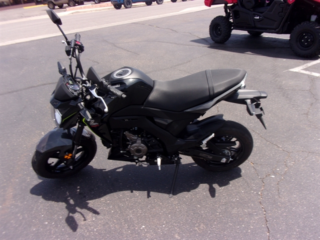 2018 Kawasaki Z125 PRO Base at Bobby J's Yamaha, Albuquerque, NM 87110