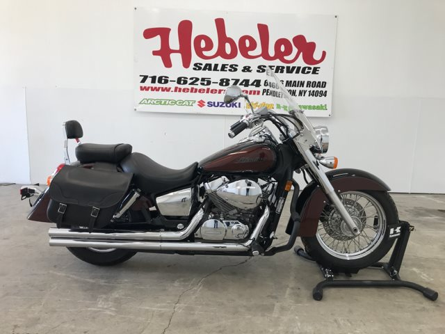 2006 Honda Shadow Aero at Hebeler Sales & Service, Lockport, NY 14094