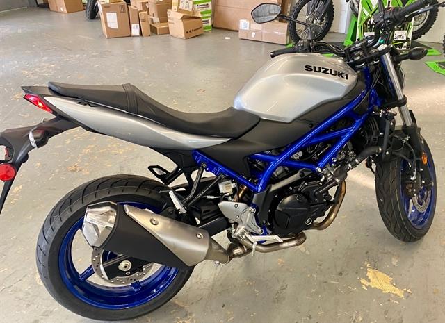 2020 Suzuki SV 650 at Shreveport Cycles