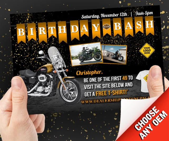 Birthday Bash Powersports at PSM Marketing - Peachtree City, GA 30269