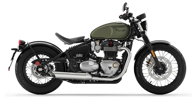 2020 Triumph Bonneville Bobber Base at Yamaha Triumph KTM of Camp Hill, Camp Hill, PA 17011