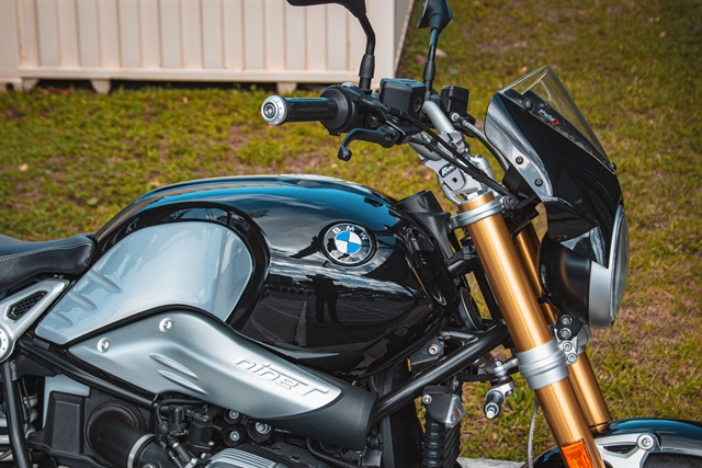 2016 BMW R R nineT at Tampa Triumph, Tampa, FL 33614